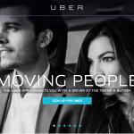 【就活生必見】タクシーを2000円分無料で乗れる素敵サービス「Uber」