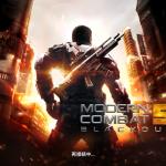戦場を舞え!!ついにリリースされたiOS最高峰のFPS『Modern Combat5:Black Out』は期待を裏切らない出来!