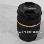 コスパ良し。TAMRONのズームレンズ「SP AF17-50mm F/2.8 XR Di II」をレビュー!