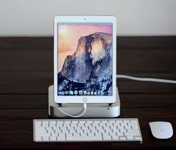 元Appleのエンジニアが開発したiPadをMacのサブディスプレイ(Retina___60Hz___Touch対応)として利用可能にするアプリ「Duet」がリリース予定。