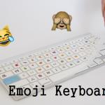 絵文字フリークに捧ぐ!Macで絵文字を打ちまくれるキーボードカバーがおバカで最高。