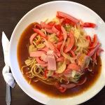 名古屋名物あんかけスパゲティーはガッツリ好きなら絶対ハマる旨さだった!