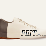 シューズブランド『FEIT』がおしゃれ。素材の持ち味を活かしたミニマルデザイン。