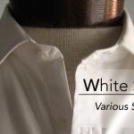 【メンズ】定番だからこそ着こなしたい!白シャツの多彩なコーディネート例8選!