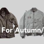 【保存版】冬ジャケットはこれ見て悩め!メンズの冬用ジャケット5種類の特徴と、オススメブランドまとめ!
