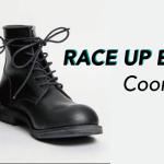 【メンズ】 レースアップブーツの格好良い履きこなし4選! ポイントはパンツとのバランス。