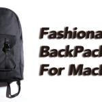 【ブラックのみ】MacBookが収納できるおしゃれなバックパック厳選7選!
