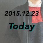 [2015.12.23]久しぶりにDries Van Notenのプルオーバーニット。