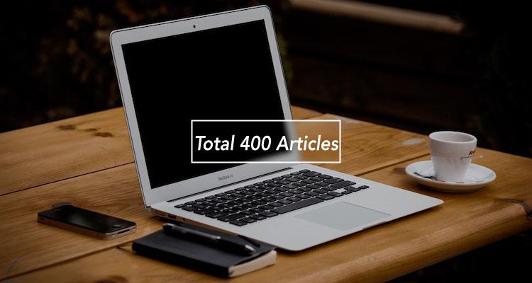 400articlessamb