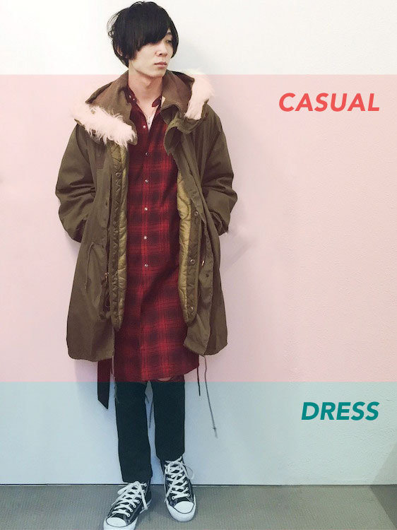 dressxcasual