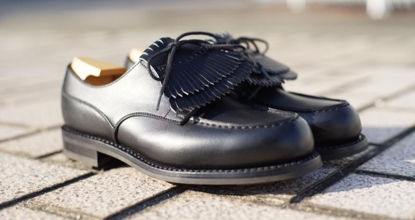 フランス名門ブランドの定番靴『J.M.WESTON #641 Golf』を購入しました。