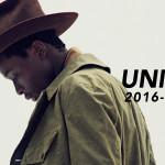 注目ブランド『UNITUS』の2016-17秋冬コレクション公開。定番コートの他ジャケットも充実