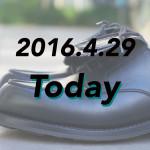 [2016.4.29]SIBLINGのニットでダブル眼鏡スタイル