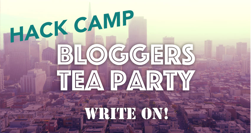 bloggershackcamp