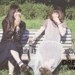 【レディース】ファッションスナップ No.011 かほ&mintoさん