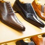 靴に無頓着な後輩が、革靴を新調するのに付き合った話。