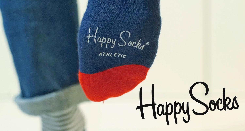 """Happy Socksで""""一足""""先に秋を始めませんか?[PR]"""