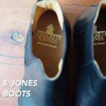 妖艶な曲線美に残る男らしさ。『Crockett & Jones CHELSEA 5』