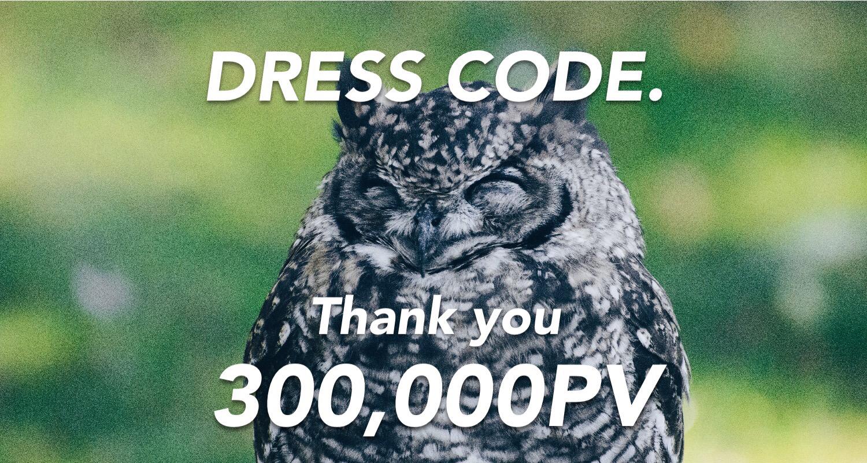 月間30万PV達成!DRESS CODE.の2016年振り返りと2017年に向けて。