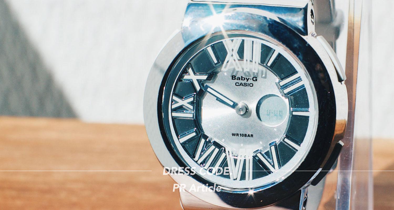 ホワイトデーには輝く時計を。DAMUE Custom BABY-Gはいかがですか。【PR】