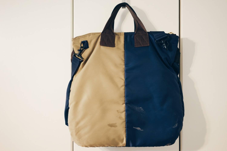 188afd011aed 心配したナイロン生地へのダメージもほとんど見られず、お気に入りのバッグがキレイになったので良かった。