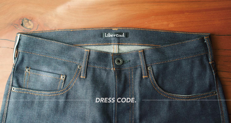 大人のこだわりを穿く。国産ブランド「Libertad(リベルタ)」のデニムが最高です。