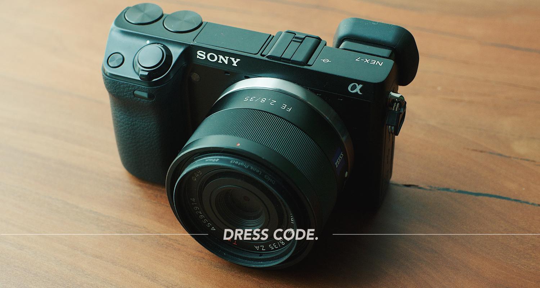 サブ機のカメラを買ったら写真が楽しくなった話。もしくはNEX-7というカメラの有能さについて。