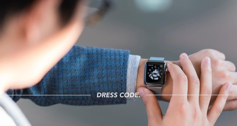 ストレスフリーな付け心地。Lively Lifeのミラネーゼバンド風Apple Watch交換バンド