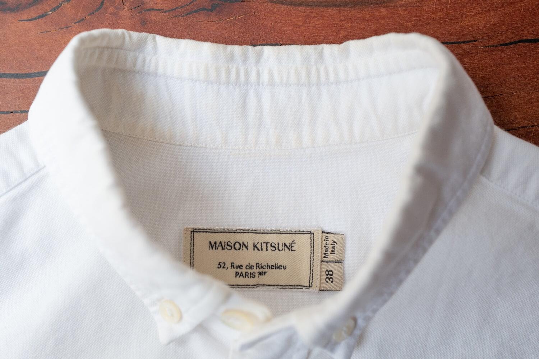 黄ばみ ワイシャツ 脇
