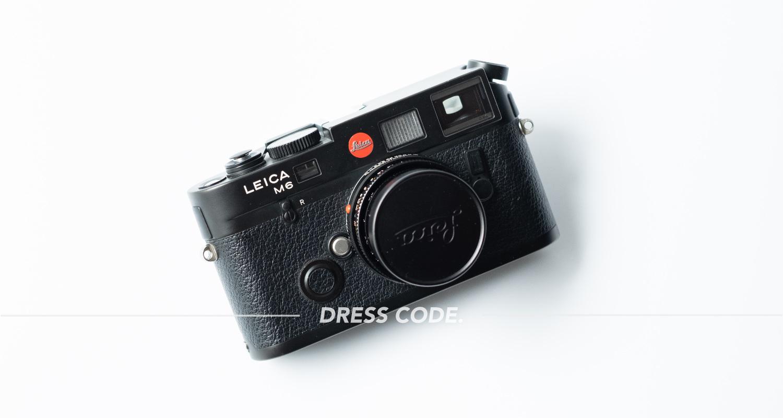 Leica M6 + Elmar-M 50mm F2.8 2ndを購入しました。