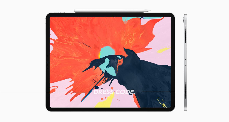 新しいiPad Pro(第3世代)発表!ホームボタンを廃止し、デザインも刷新。