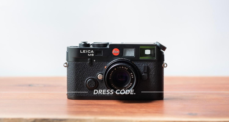 実用的なフィルムライカ「Leica M6」レビュー。作例や露出計の使い勝手などを紹介