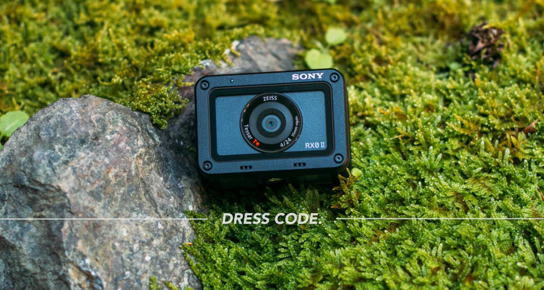 SONY の手乗りカメラRX0 Ⅱを購入しました。買った理由やファーストインプレッションなどを紹介。